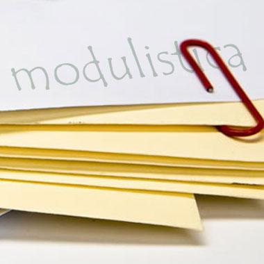 modulistica sicurezza lavoro