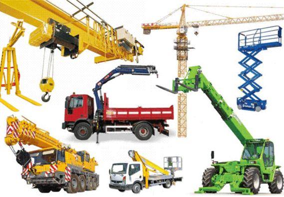 controllo di macchine e attrezzature
