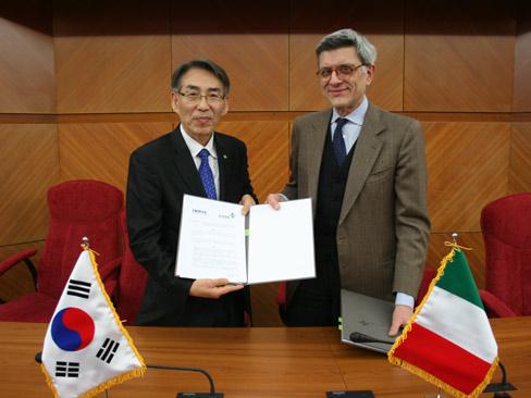 Corea del Sud e Italia insieme per la ricerca in materia di sicurezza sul lavoro