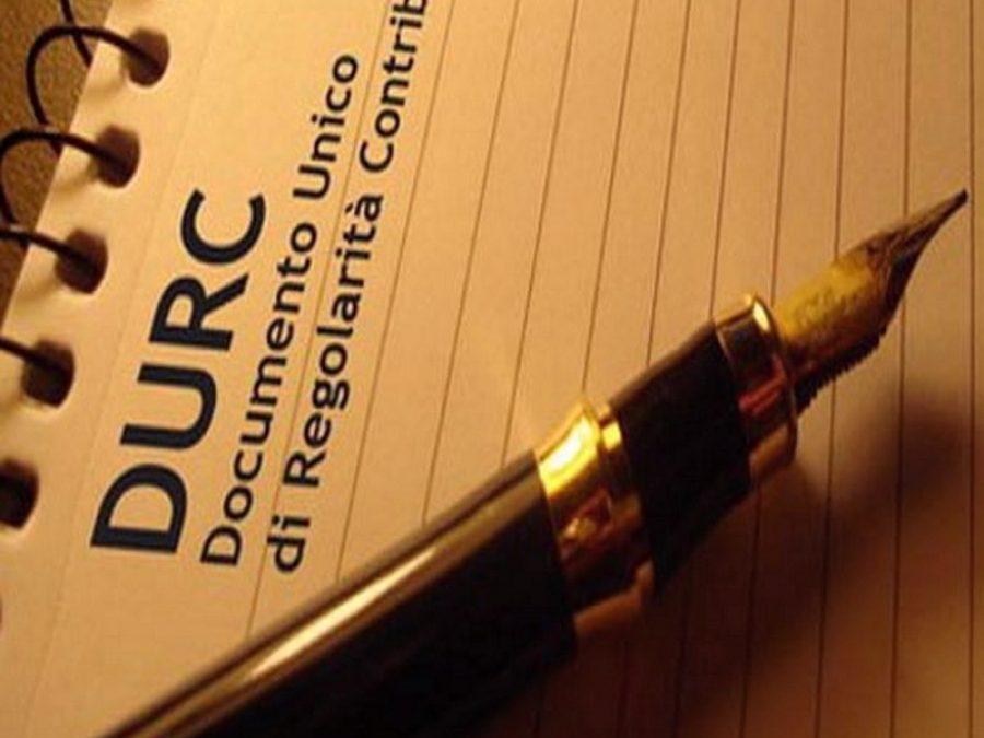 Si riduce la validità del Durc per lavori edili privati, a 90 giorni
