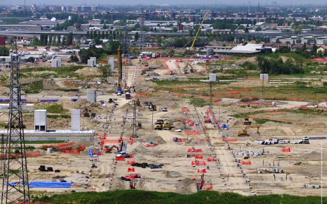 Sicurezza cantiere, caso Expo insegna: si parte da progettazione
