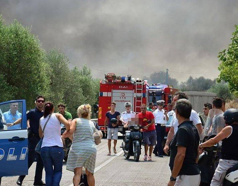 Modugno, disposta la consulenza sulle cause dell'esplosione