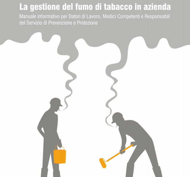 INAIL - Gestione fumo di tabacco in azienda