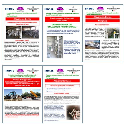 INAIL – requisiti di sicurezza delle macchine agricole