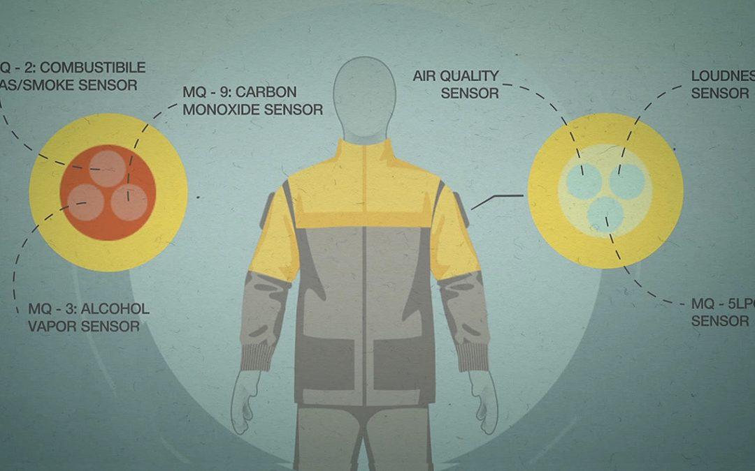 Tecnologie indossabili capaci di prevenire gli incidenti sul lavoro