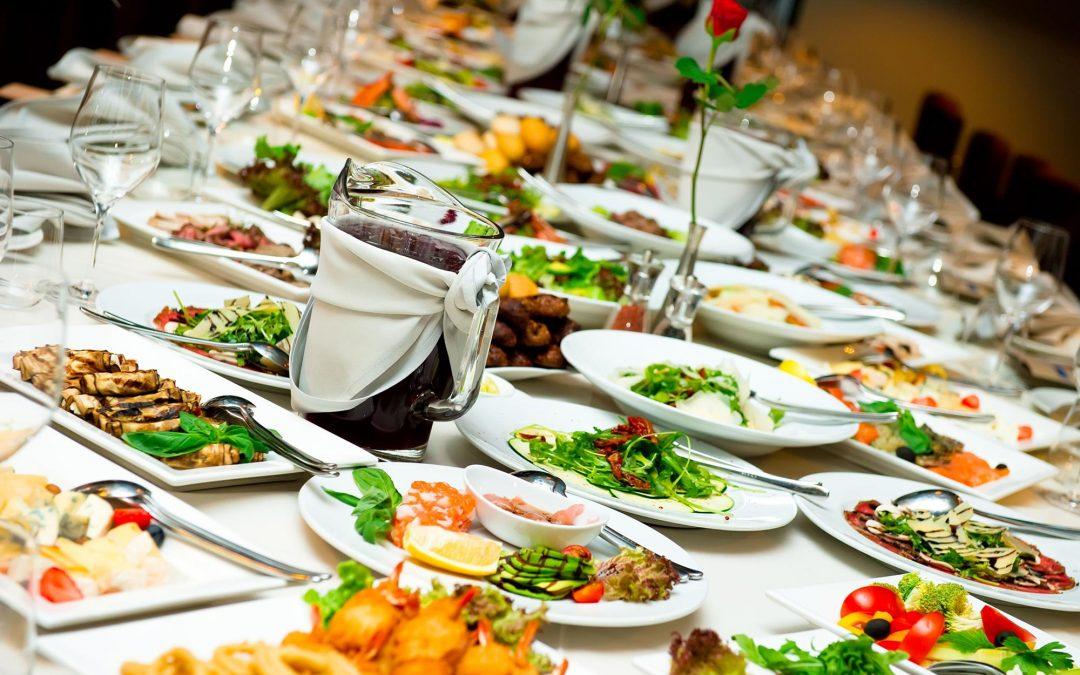 Servizio catering: analisi dei rischi, misure di prevenzione e protezione