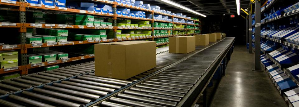 Trasporti e magazzinaggio: infortuni in continuo calo