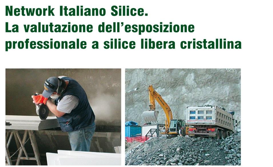 INAIL: esposizione professionale a silice libera