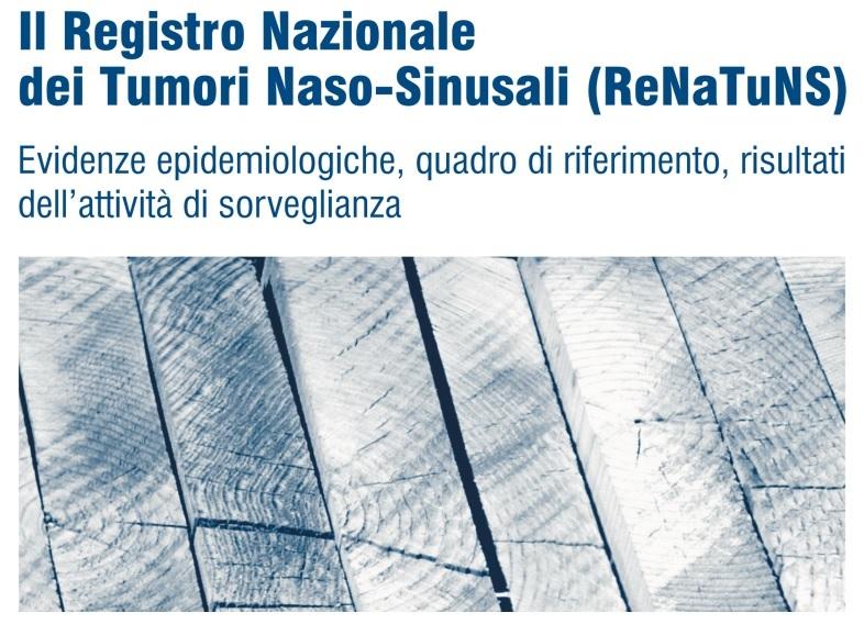 Registro Nazionale Tumori Naso-Sinusali
