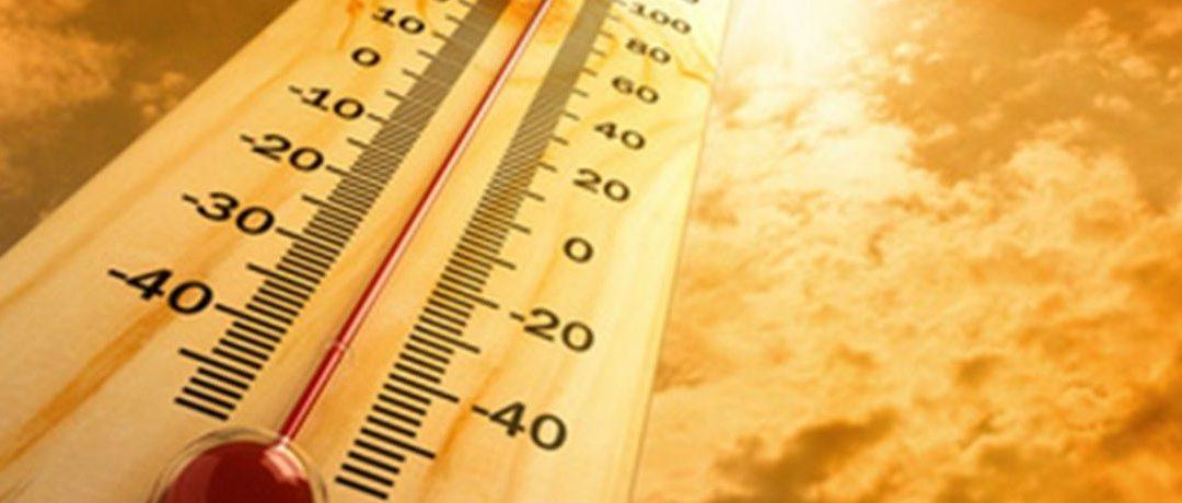 Gli effetti del clima estivo