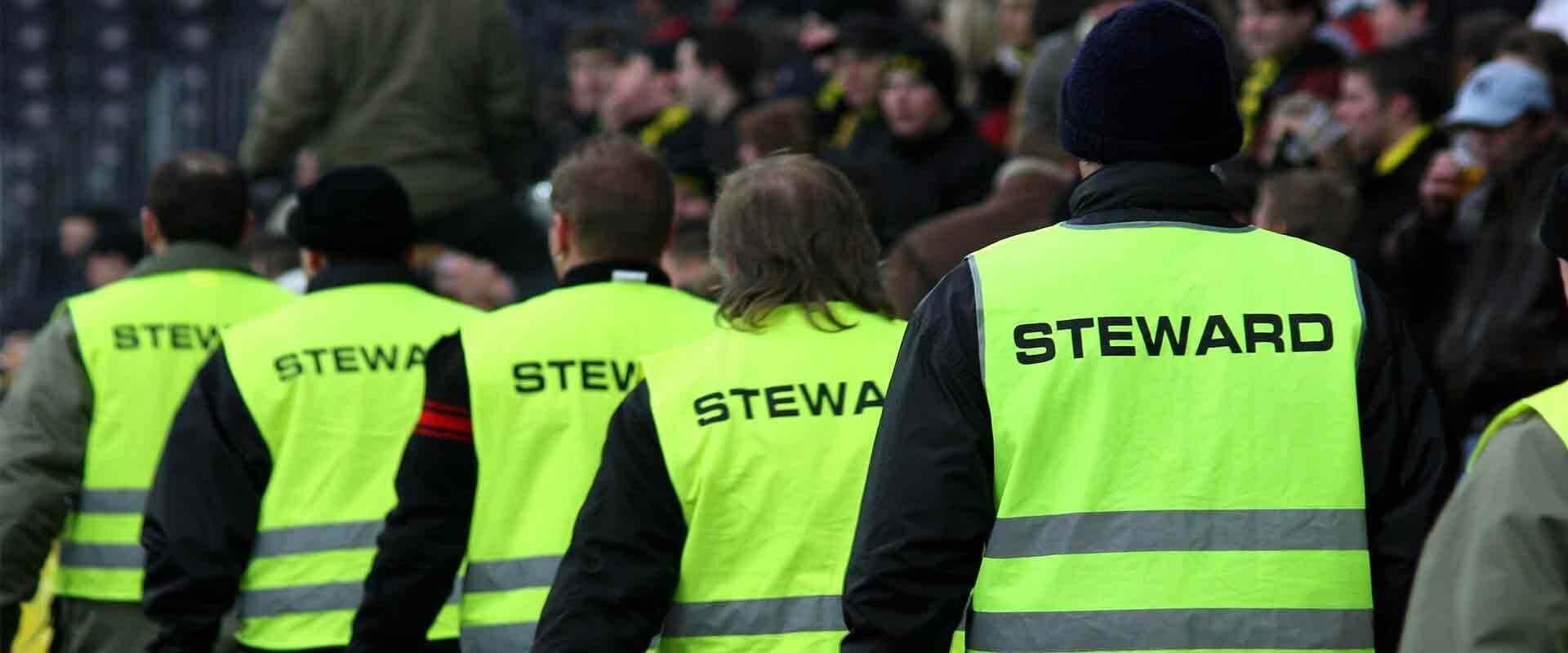 Stewards: gestioni eventi e manifestazioni