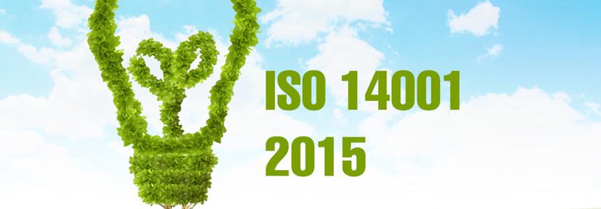 Sistema Di Gestione Ambientale Uni En Iso 14001:2015