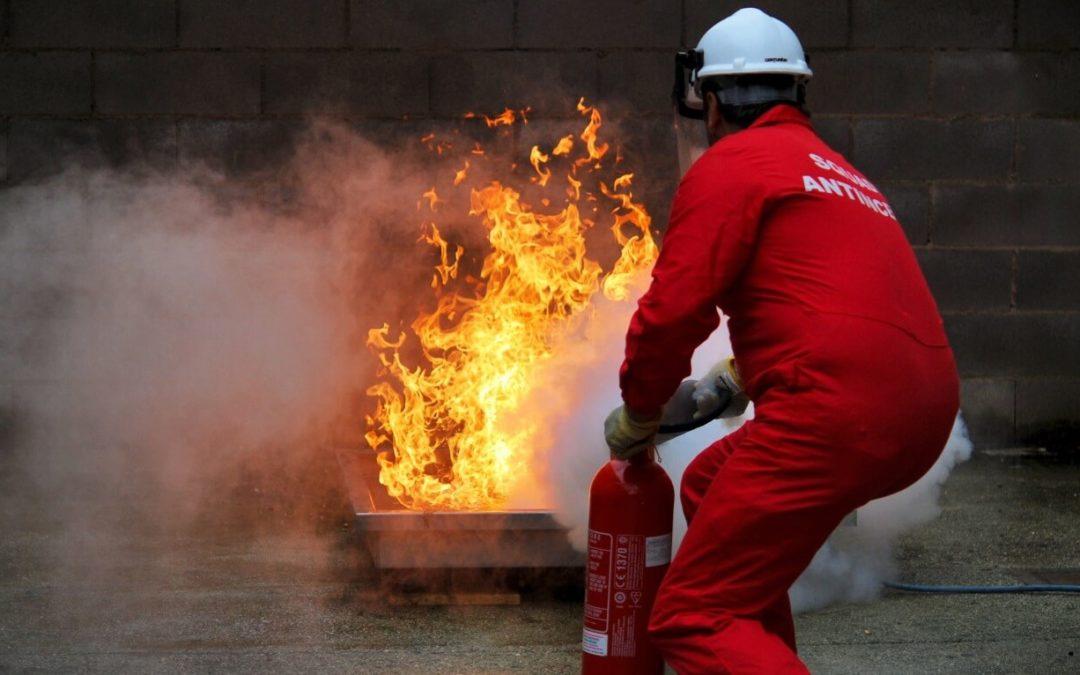 Addetti antincendio: normativa e formazione