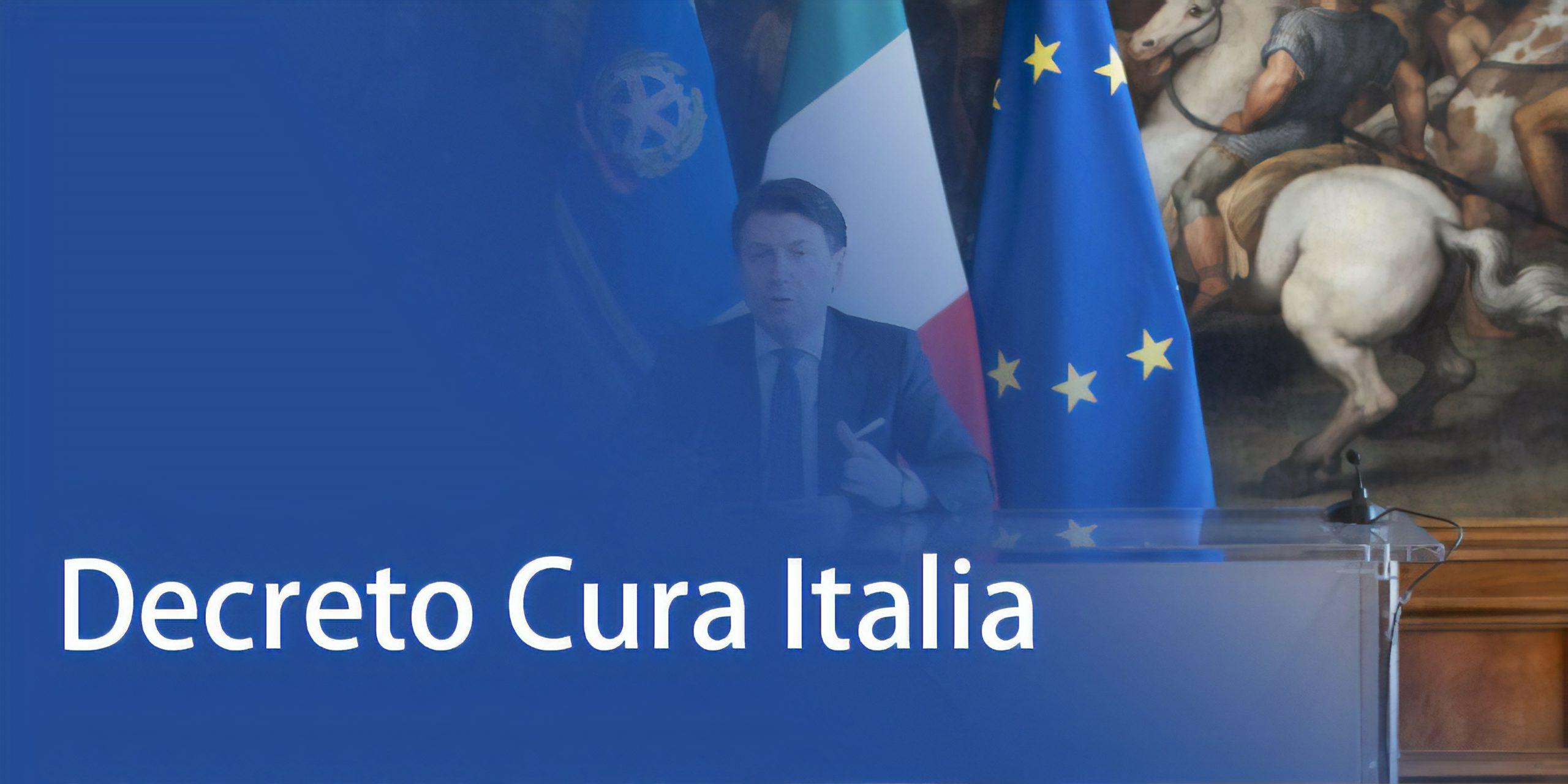 Decreto Cura Italia: testo e misure definitive