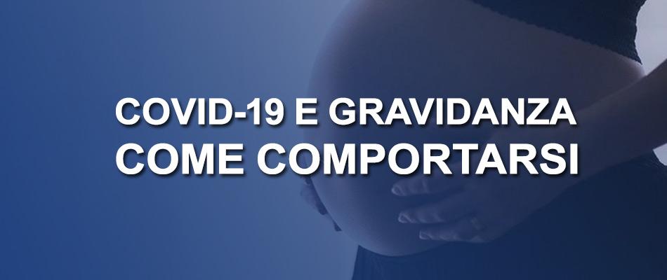 COVID-19 e Gravidanza: come comportarsi