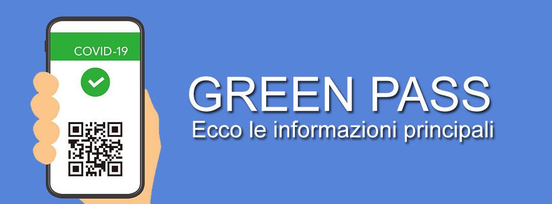 Green Pass: tutte le informazioni principali